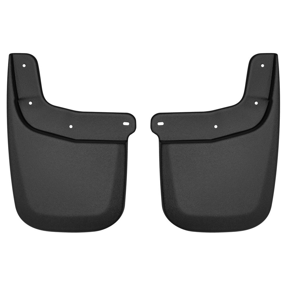 Husky Liners Rear Mud Guards Fits 15-18 Colorado//Canyon No Flares//Cladding 59231