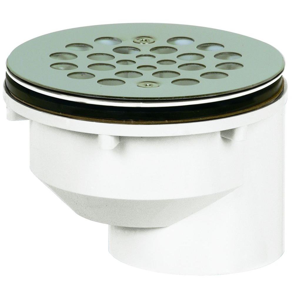 null 2 in. PVC Shower Drain