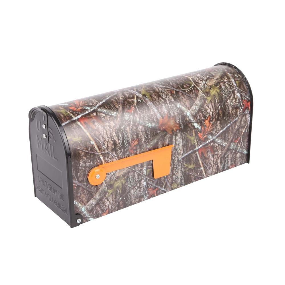 Sainty International Post Mount New Conceal Mailbox
