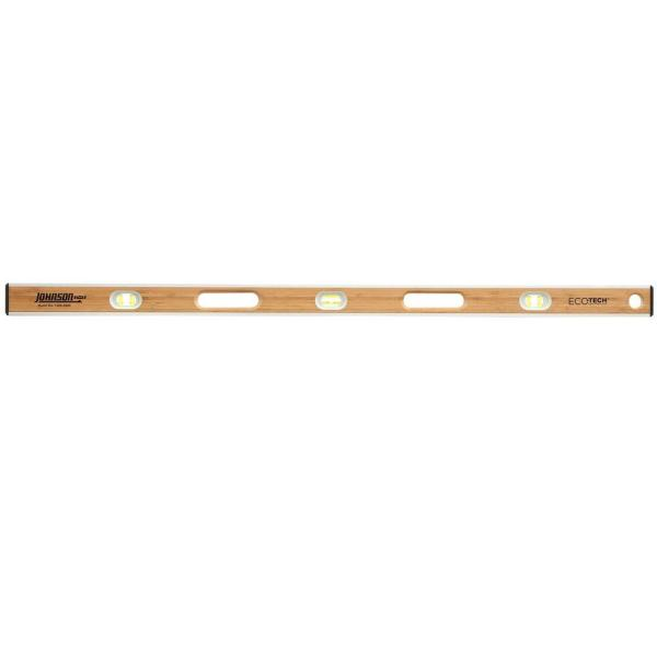 48 in. Eco-Tech Bamboo Level