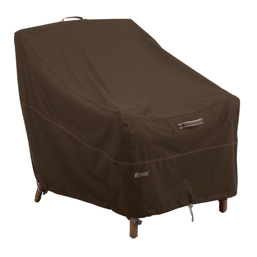 Madrona Rainproof Patio Deep Lounge Chair Cover