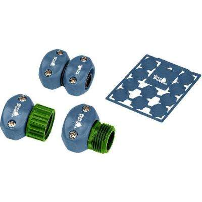Deluxe Garden Hose Repair Set with Filter Washers