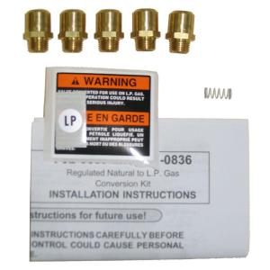 Winchester Natural Gas to LP Gas Conversion Kit for DGH Garage Heaters by Garage Heaters