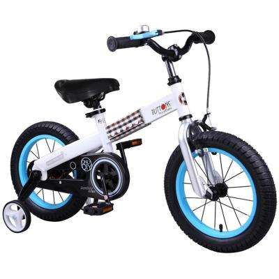 Buttons Kids Bike with 18 in. Wheels in Blue