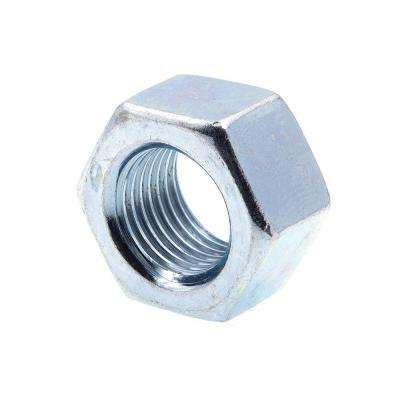 Grade 8 25-Pack 1//2 in.-13 Prime-Line 9086979 Finished Hex Nuts Grade 8 Yellow Zinc Plated Steel