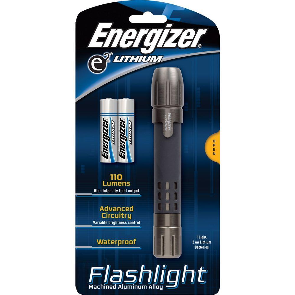 Energizer 2AA Lithium Variable Brightness LED Flashlight-DISCONTINUED