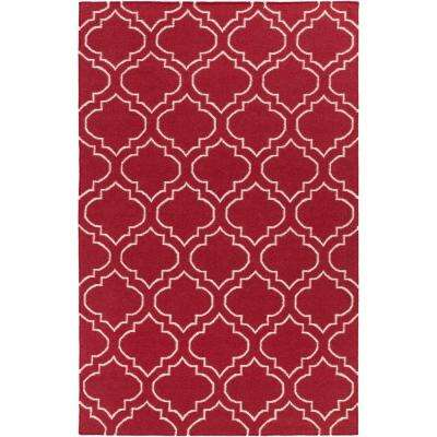 York Sara Cherry 9 ft. x 12 ft. Indoor Area Rug