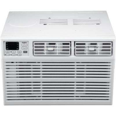 ENERGY STAR 18,000 BTU 230-Volt Window Air Conditioner with Dehumidifier and Remote