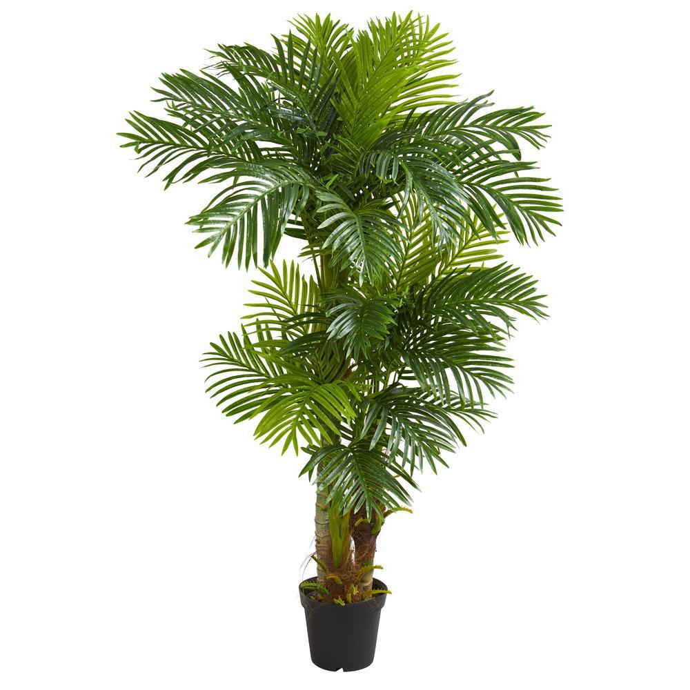Indoor 6ft. Hawaii Artificial Palm