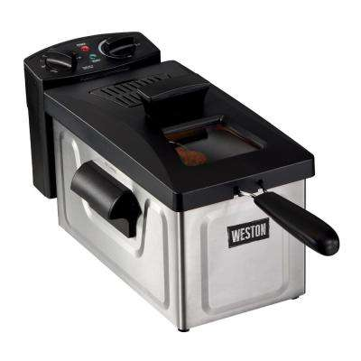 8-Cup 2 l Oil Capacity Deep Fryer