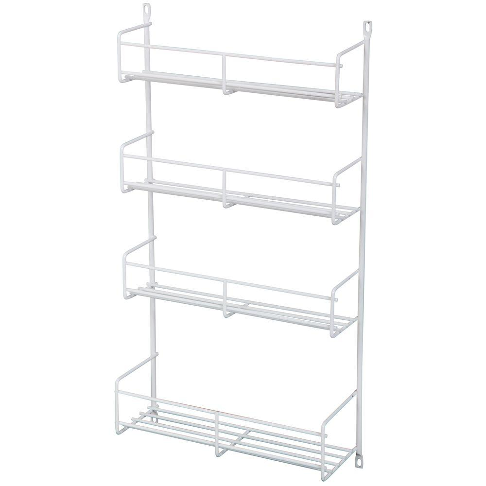 Knape & Vogt 20 in. x 13.81 in. x 3.88 in. Spice Rack Bulk Pack-DISCONTINUED