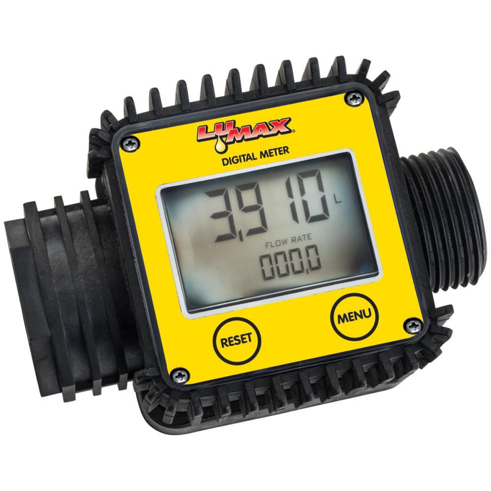 Lumax Electronic Flow Meter