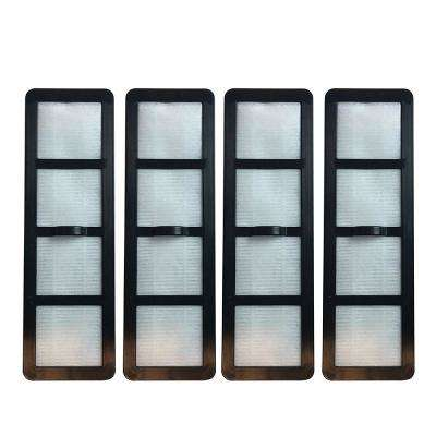 HEPA Style Filters Replacement for Eureka EF6 Part 83091-1 and 830911 (4-Pack)