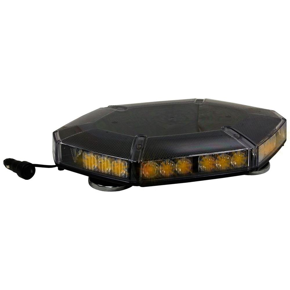 Buyers products company 30 amber led mini light bar 8891100 the buyers products company 30 amber led mini light bar mozeypictures Gallery