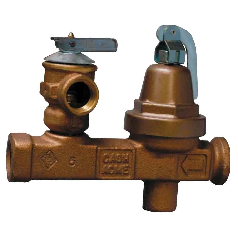 garden hose pressure regulator. Threaded Cast Iron CR Pressure Regulator Garden Hose