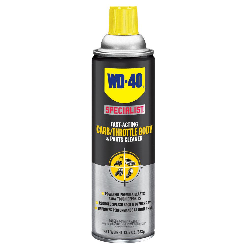 WD-40 Specialist Carb/Throttle Body and Parts Cleaner - 13 5 oz