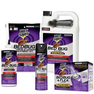Bed Bug Treatment Bundle Pack