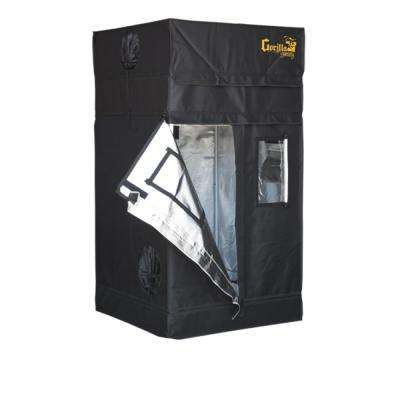2 ft. x 2.5 ft. Black Shorty Gorilla Grow Tent With 9 in. Extension Kit