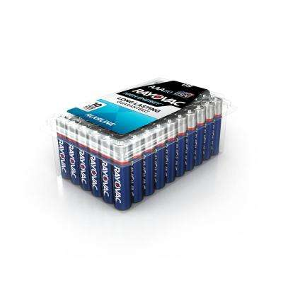 High Energy Alkaline AAA/1.5 Volt Battery 60-Pack