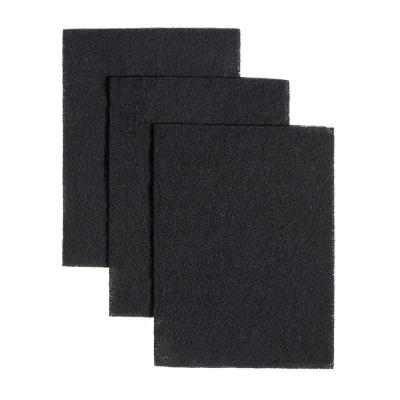 43000 Series Ductless Range Hood Charcoal Filters (3 each)