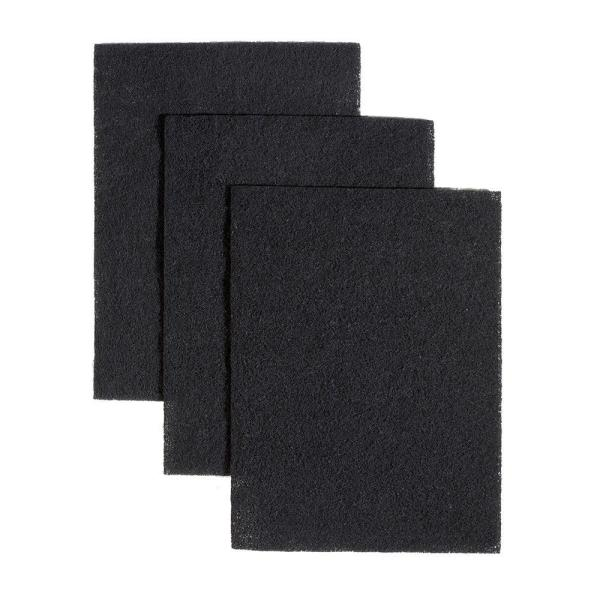 SPARES2GO Extra Large Universal Cooker Hood Vent Extractor Carbon Odour Pad Filter