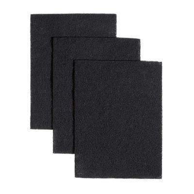 43000 Series Non-Ducted Charcoal Filters for Range Hood (3 each)