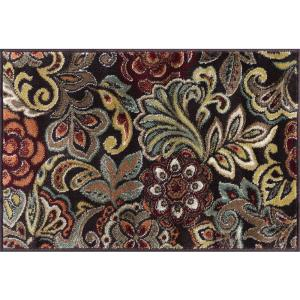 Tayse Rugs Deco Brown 2 ft. x 3 ft. Accent Rug by Tayse Rugs