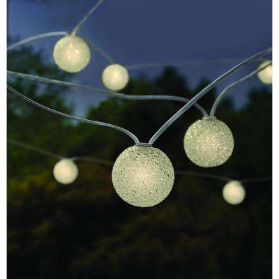 10-Head Party ball string lights