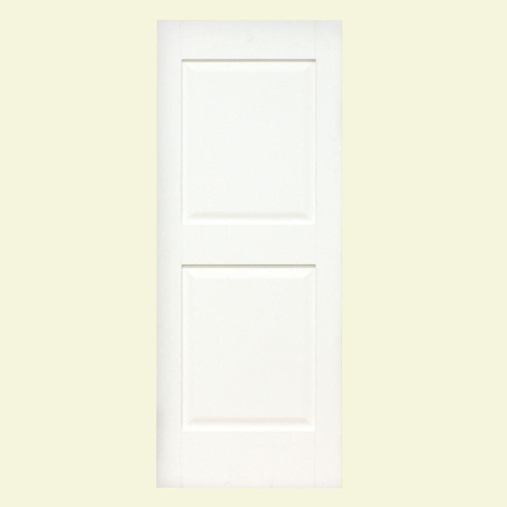 14 in. x 35 in. Panel/Panel Behr Ultra Pure White Solid