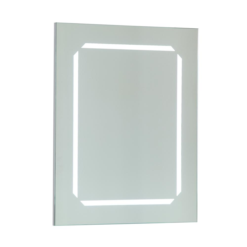 Vanity Art 20 in. x 25 in. x 6 in. LED Lighted Surface Mount Medicine Cabinet in White was $259.0 now $207.2 (20.0% off)