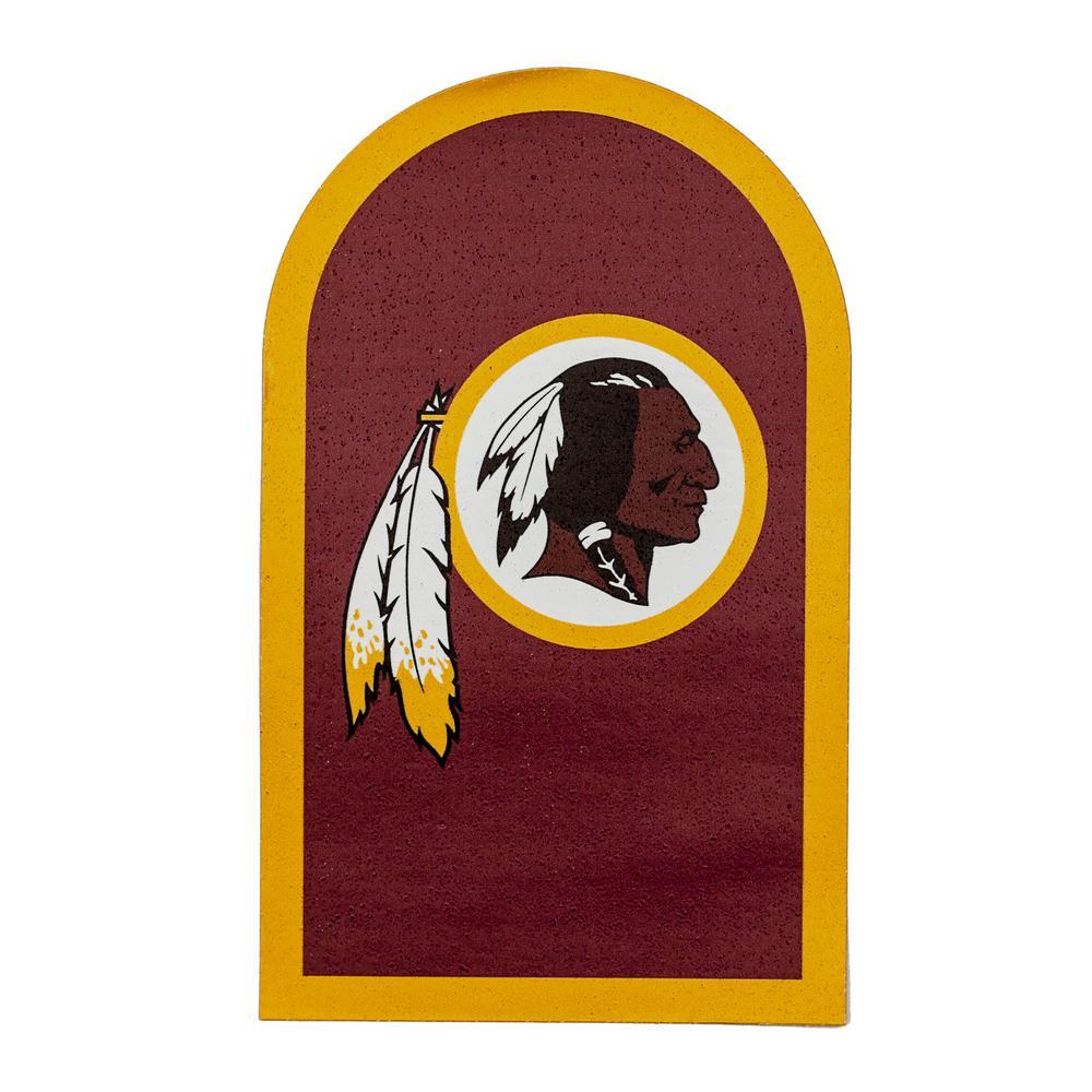 NFL Washington Redskins Mailbox Door Logo Graphic