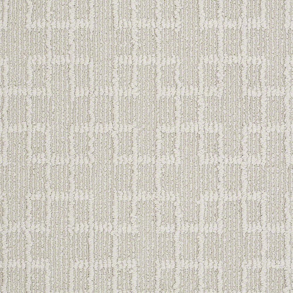 Carpet Sample - Quilted Dreams- In Color Caravan 8 in. x 8 in.