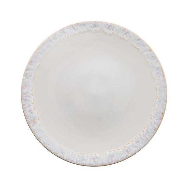 Taormina White Charger Plate