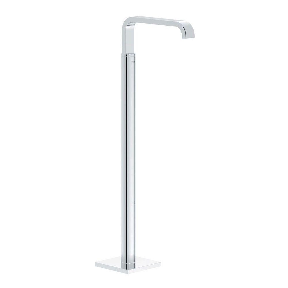 Allure Floor-Standing Tub Spout in StarLight Chrome