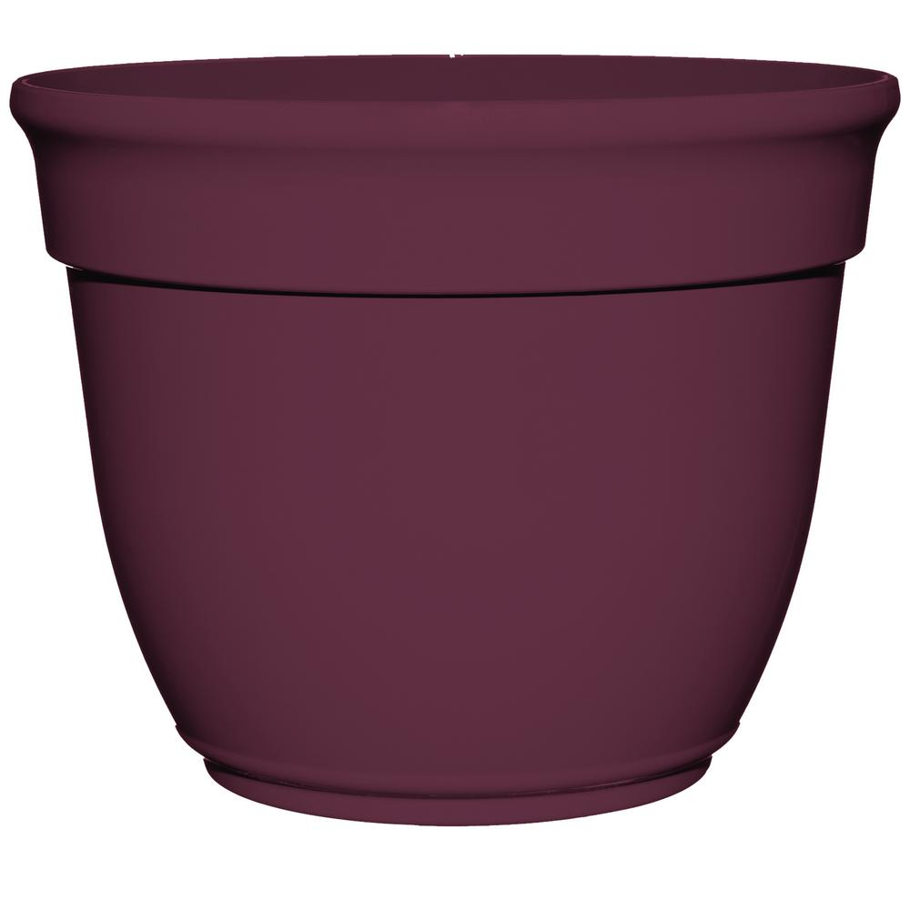 034668c83e5f5 This review is from Bri 12 in. Beret Plastic Planter Fits 10 in. Drop-N- Bloom