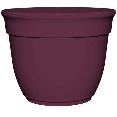 Bri 12 in. Beret Plastic Planter Fits 10 in. Drop-N-Bloom