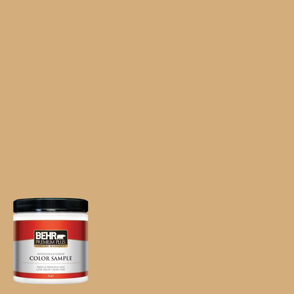 8 oz. #310F-4 Rye Interior/Exterior Paint Sample