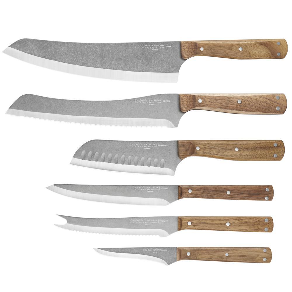 Rustica 7-Piece Knife Set