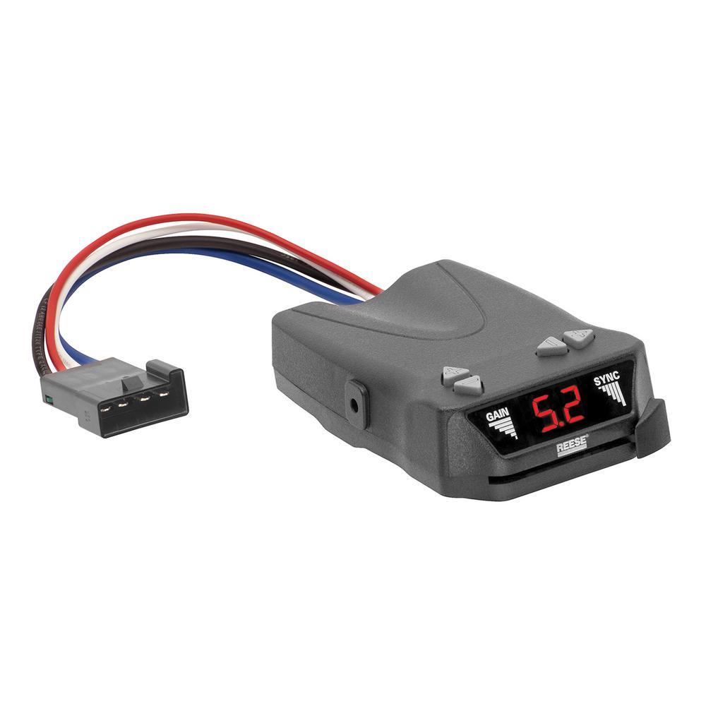Brakeman IV Brake Controller