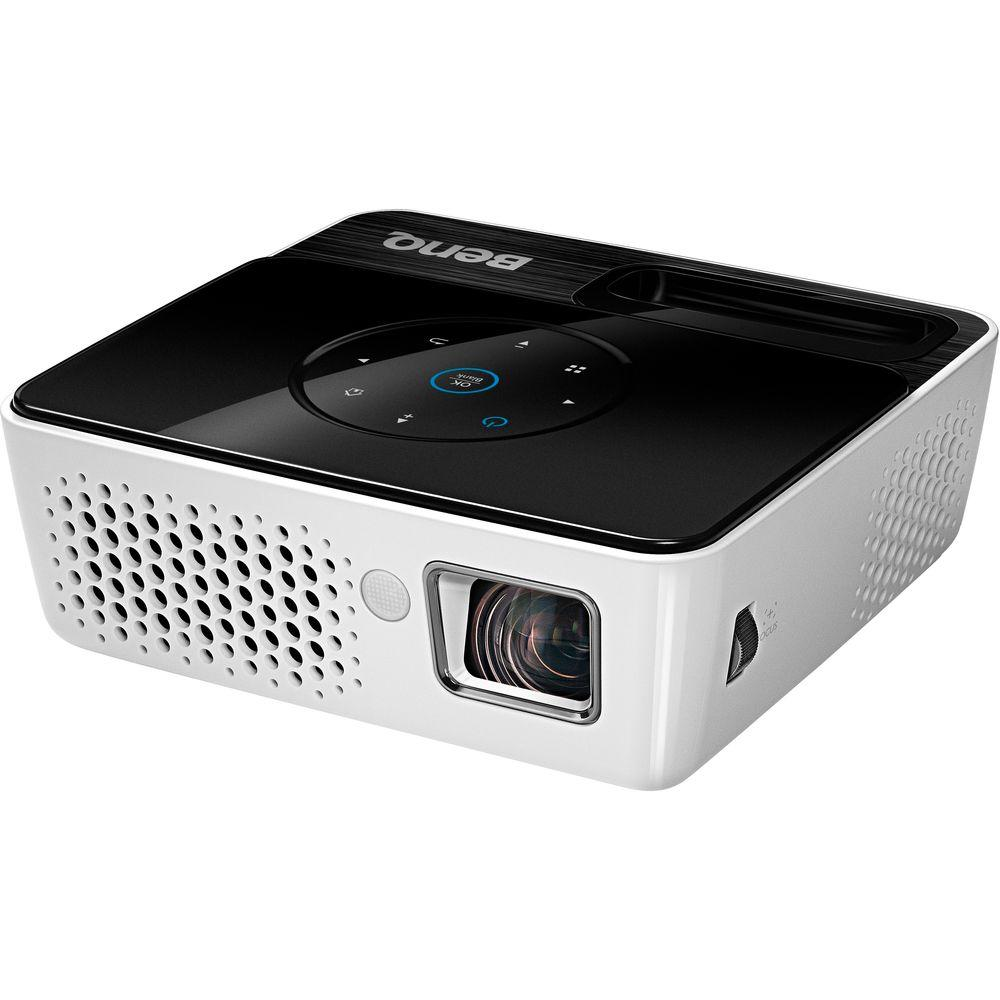 BenQ 1280 x 800 DLP Projector with 200 Lumens-DISCONTINUED