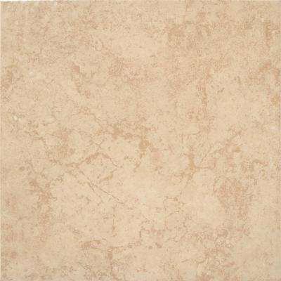 16 in. x 16 in. Sonora Taupe Ceramic Floor and Wall Tile (15.81 sq. ft. / case)