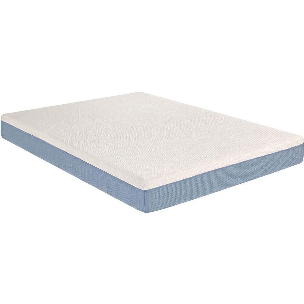 Hanover tranquility twin 10 in memory foam mattress for Mattress depot
