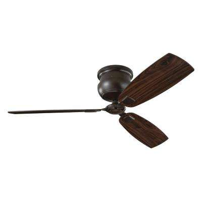 Cannondale 56 in. Indoor Bronze Ceiling Fan