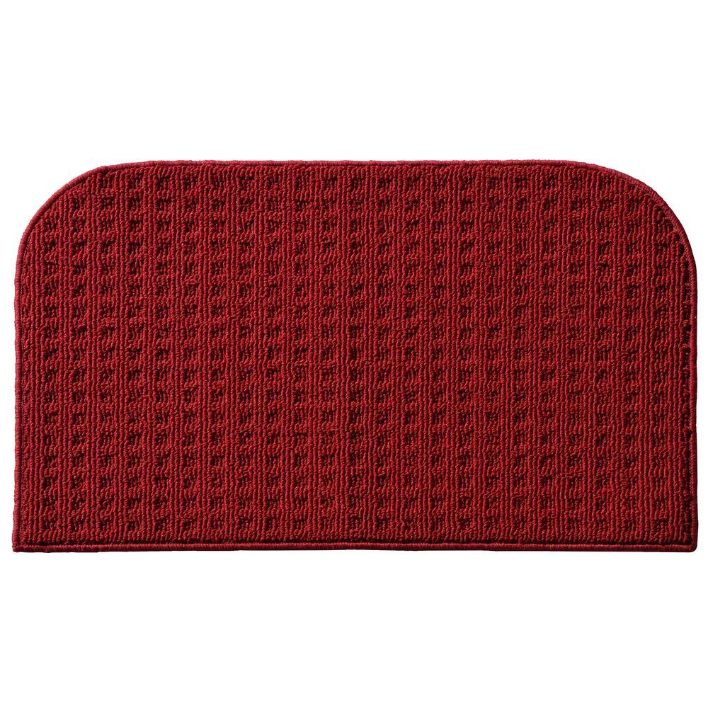 Garland Herald Square Chili Red 1 ft. 6 in. x 2 ft. 4 in....