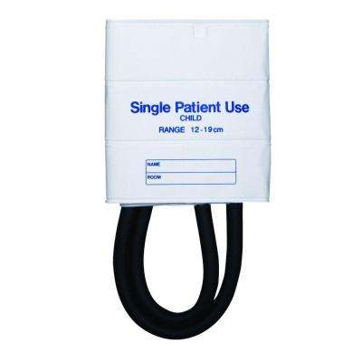 Two-Tube Single-Patient Use Cuff