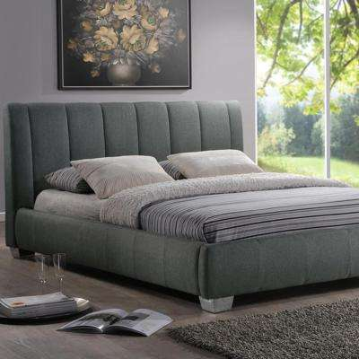Marzenia Gray Queen Upholstered Bed