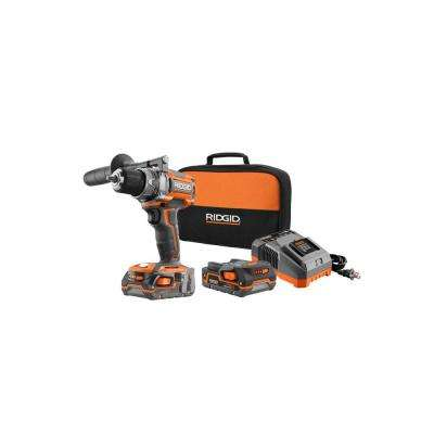 GEN5X 18-Volt Lithium-Ion 1/2 in. Cordless Brushless Compact Drill/Driver Kit