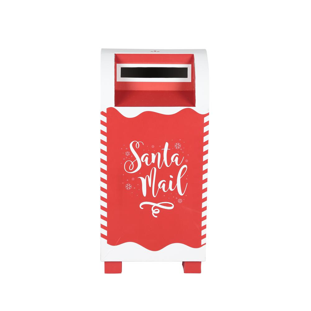 Home Accents Holiday 15 25 In Letters To Santa Mailbox Jj0116 0001