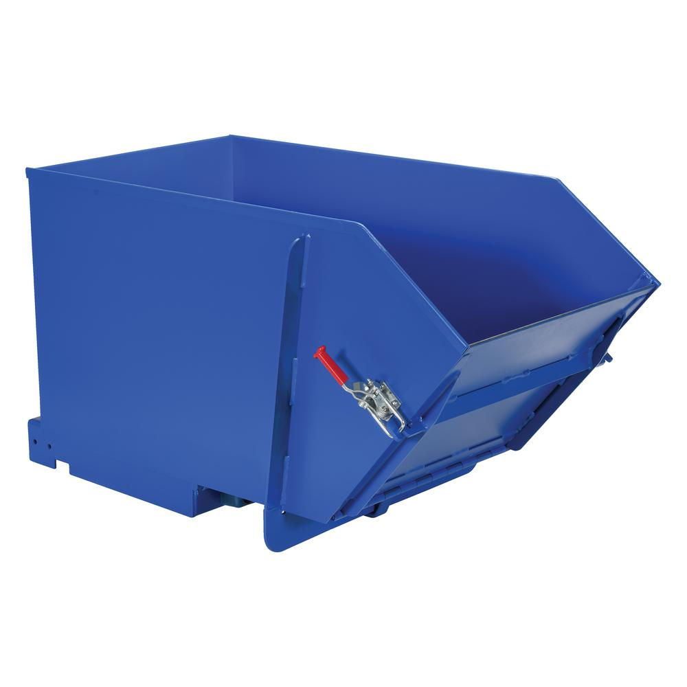 0.5 cu. yds. Medium Duty Self-Dumping Hopper