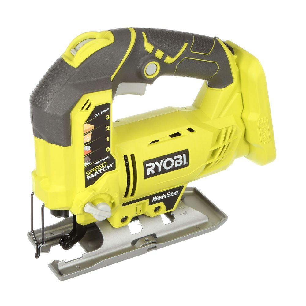 Ryobi 18 volt one orbital jig saw tool only p523 the home depot ryobi 18 volt one orbital jig saw tool only keyboard keysfo Gallery
